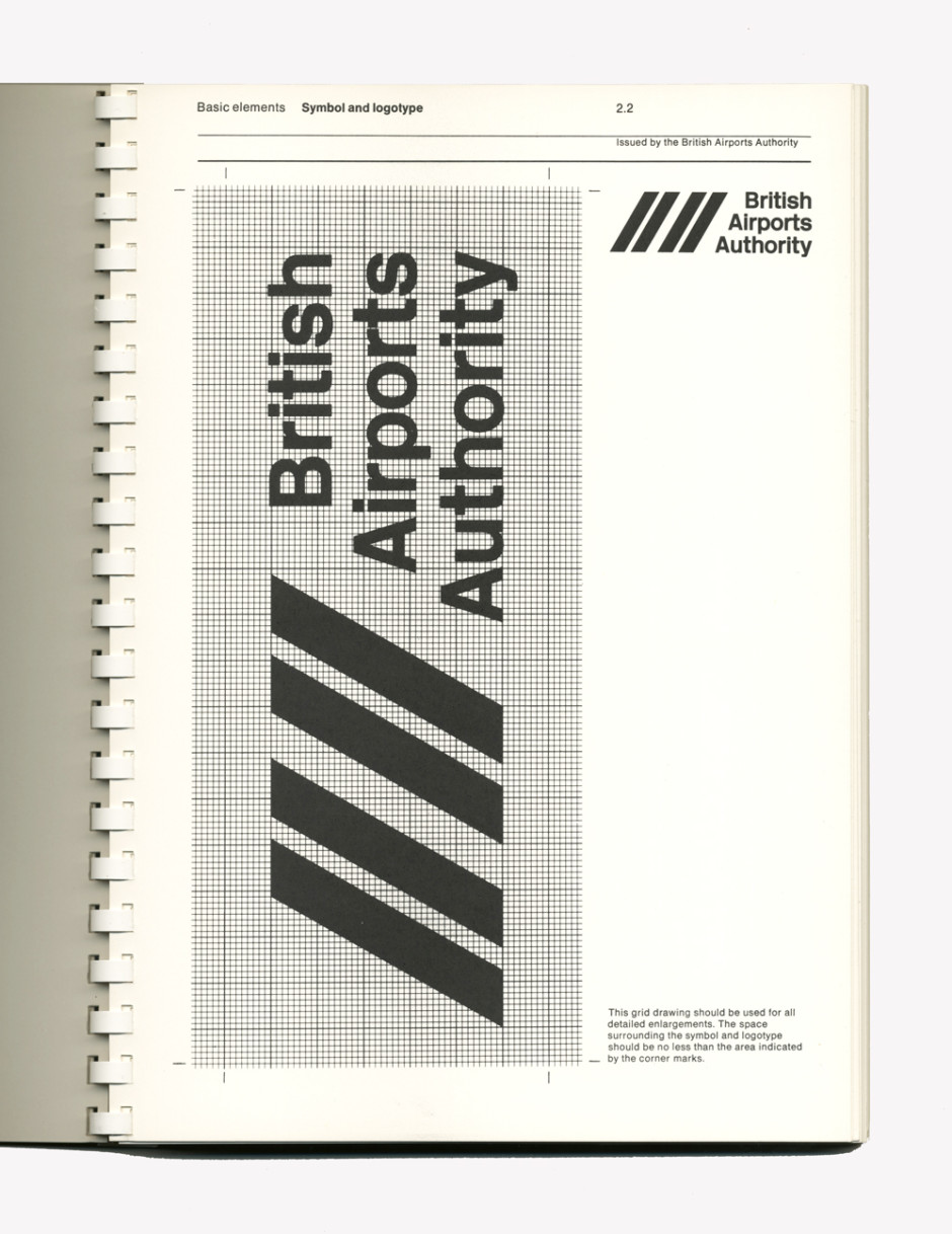 British Airports Authority Sign Manual