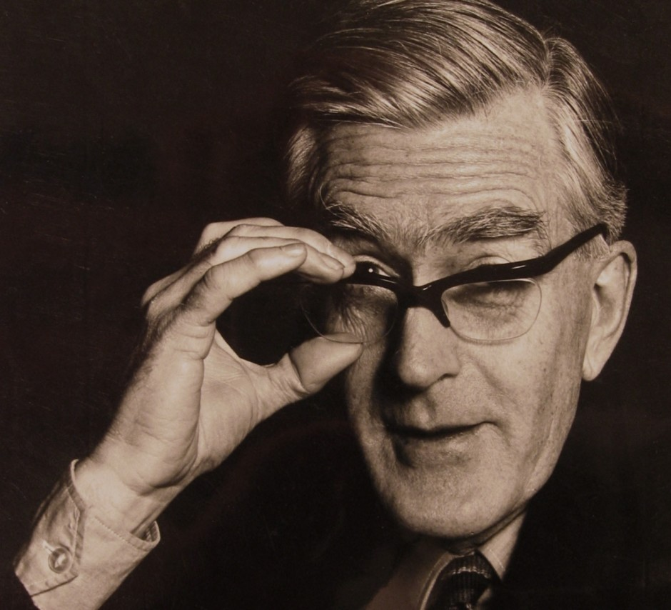 Jock Kinneir Portrait, 1969